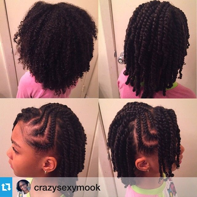 25 Best Ideas About Girls Natural Hairstyles On Pinterest