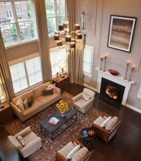 1000+ images about Two story great room on Pinterest | Two ...