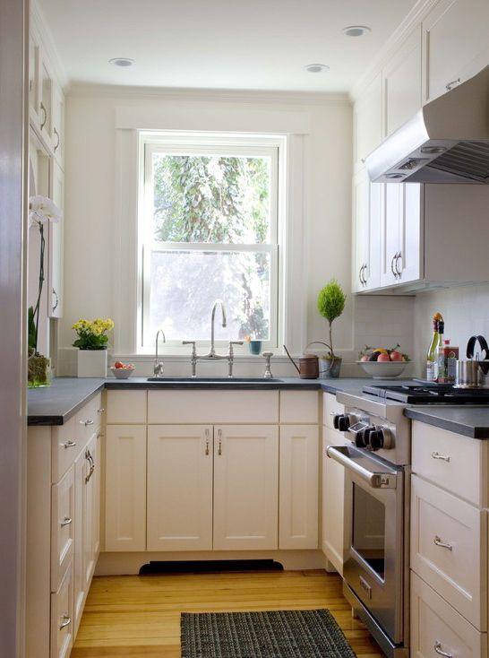 Les 25 Meilleures Images Concernant Small Kitchens Sur Pinterest