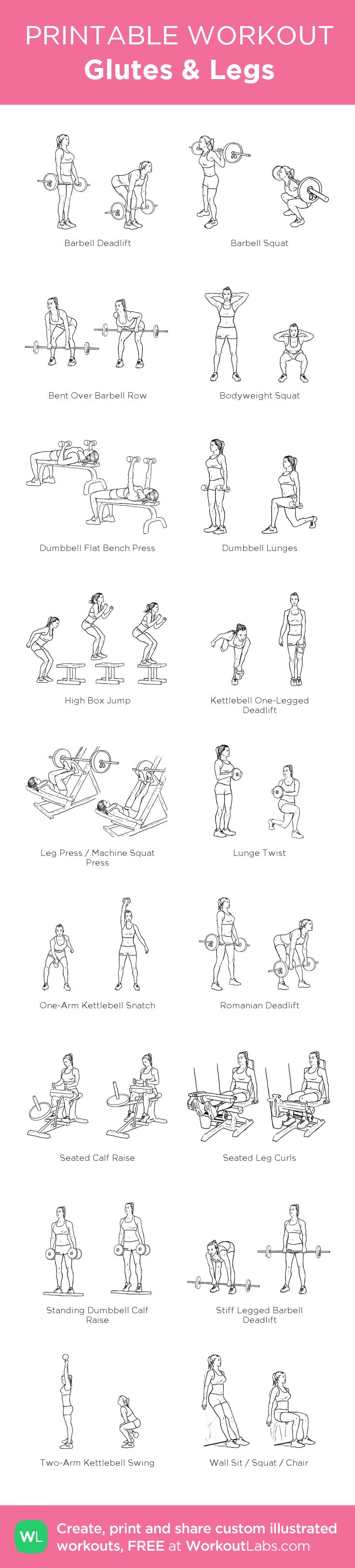 workouts a collection of health and fitness ideas to try