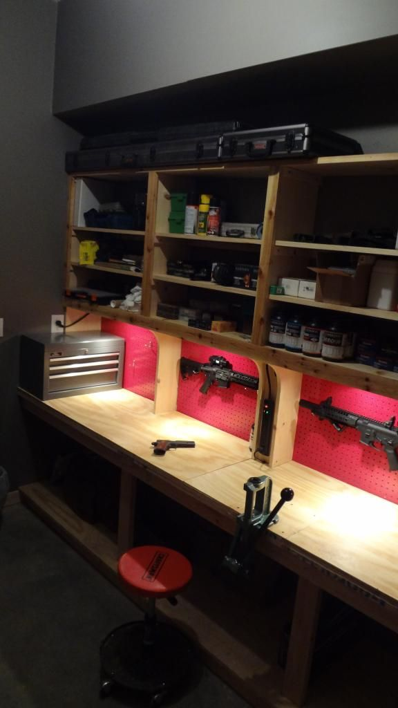 25+ Best Ideas about Reloading Bench on Pinterest