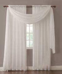 25+ best ideas about White Sheer Curtains on Pinterest ...