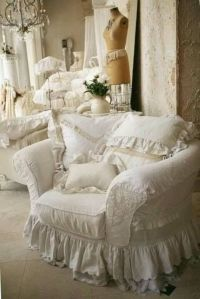 shabby chic recliner - Google Search | shabby chic ...