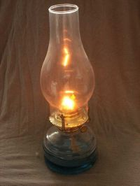 How to Make Oil Lamp Fuel