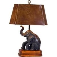 10 Best images about African Art Lamps on Pinterest   Wood ...