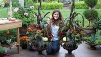Best 25+ Fall planters ideas on Pinterest | Outdoor fall ...