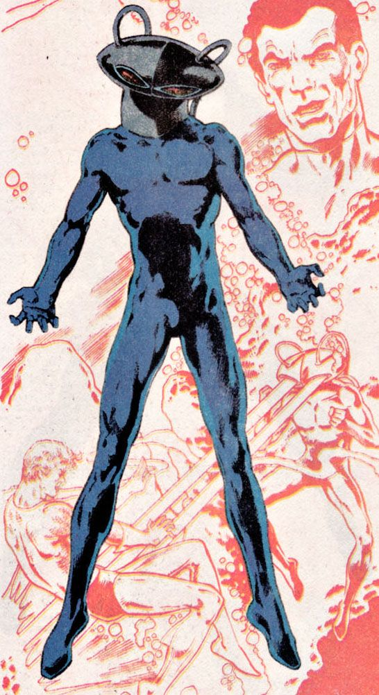 184 best images about Black Manta on Pinterest  Dc comics Artworks and Comic books