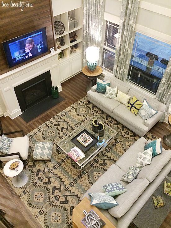 Large Living Room Sets