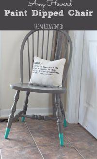 1000+ ideas about Kitchen Chair Redo on Pinterest