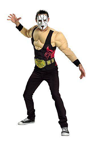 WWE Superstars Halloween Costumes  Brodens Wish List