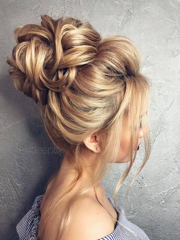 Best 25 Bridal hair ideas on Pinterest