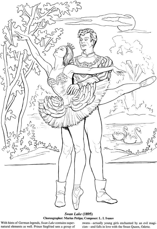 Best 25+ Ballerina coloring pages ideas on Pinterest