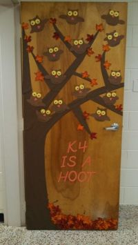 25+ best ideas about Owl Classroom Door on Pinterest
