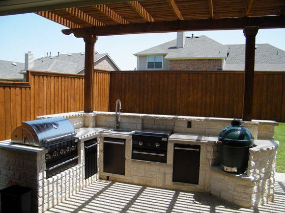 Best outdoor grill design  Brick Outdoor Barbeque Designs Outdoor Barbeque Designs  household