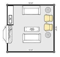 1000+ ideas about Furniture Placement on Pinterest ...
