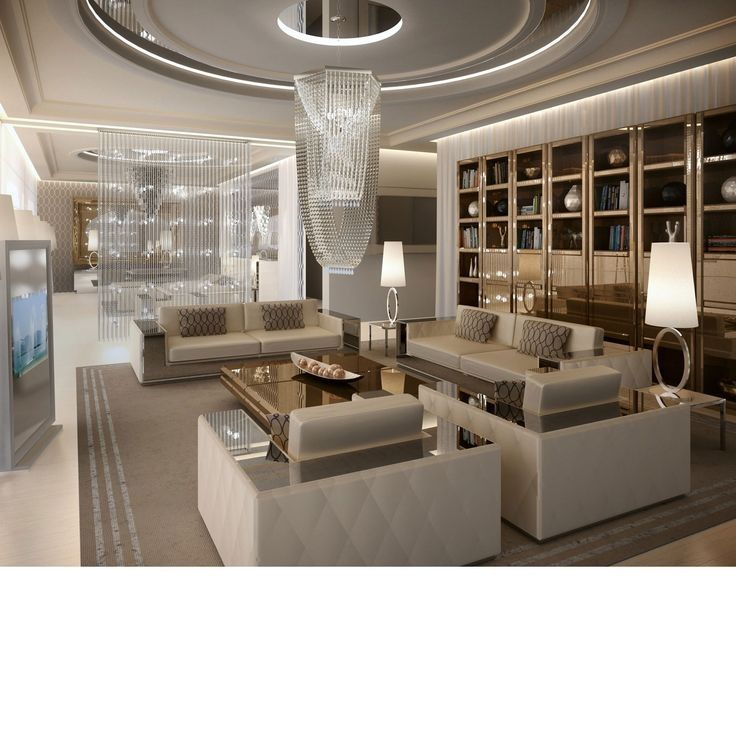 Luxury Living Rooms Luxury Living Room Ideas By InStyleDecorcom Hollywood for more