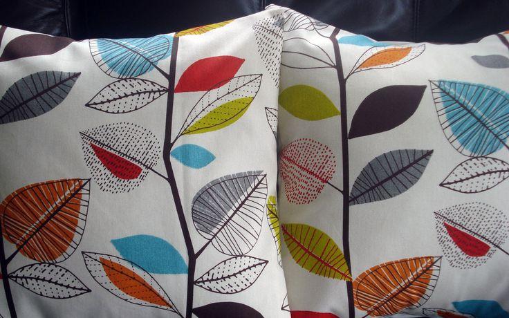 decorative pillows for dark brown sofa san diego sofas throw turquoise blue red orange yellow green ...