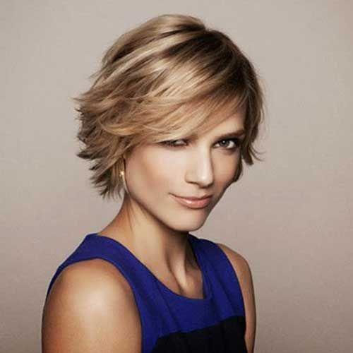 Best 25 Short Layered Haircuts Ideas On Pinterest Short Layered