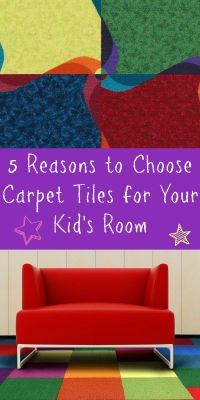 5 Reasons to Choose Carpet Tiles for Your Kid's Room ...