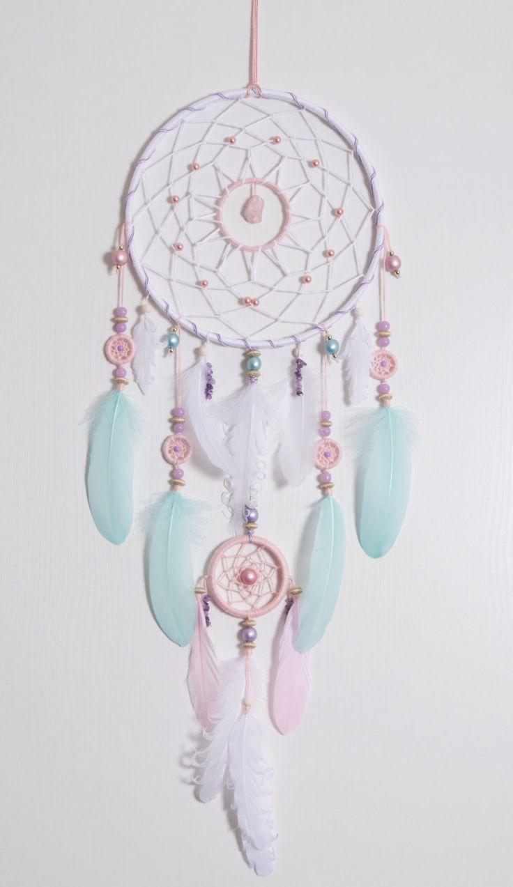 25 best ideas about Dream catcher craft on Pinterest