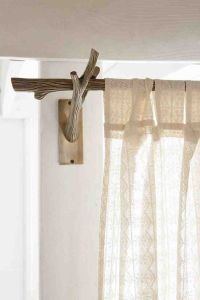 1000+ ideas about Branch Curtain Rods on Pinterest ...
