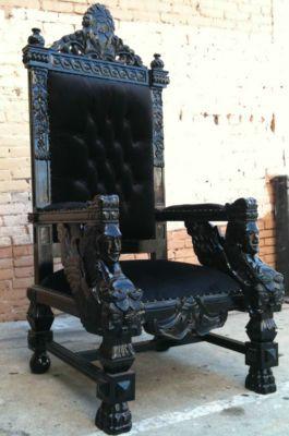black velvet throne chair revolving price in nepal pinterest • the world's catalog of ideas