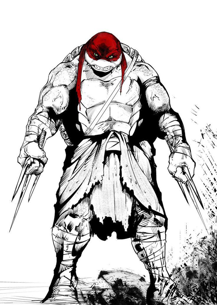 78+ images about Teenage Mutant Ninja Turtles on Pinterest