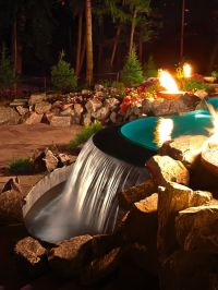 17 Best ideas about Inground Pool Designs on Pinterest ...
