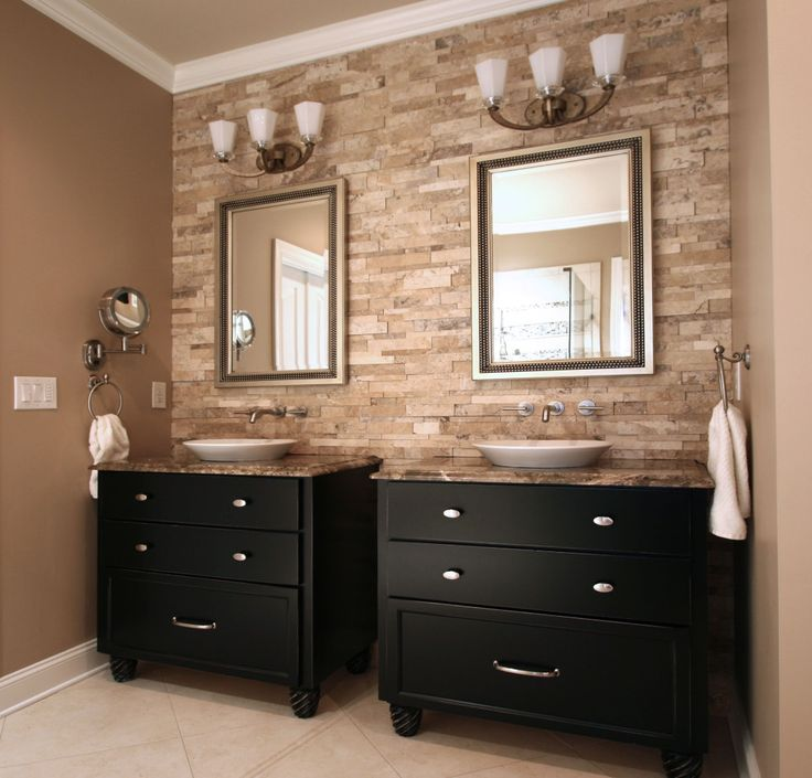 25+ best ideas about Stone Bathroom on Pinterest