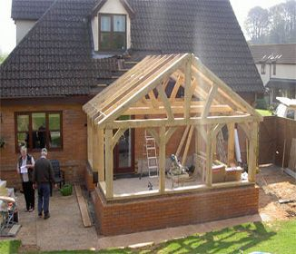 Sunroom Plans  Sun Room Building Plans  For the Home  Pinterest  Happenings Sun and A house