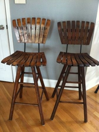 17 Best Images About Stools On Pinterest Upholstery Chairs And Brown Leather