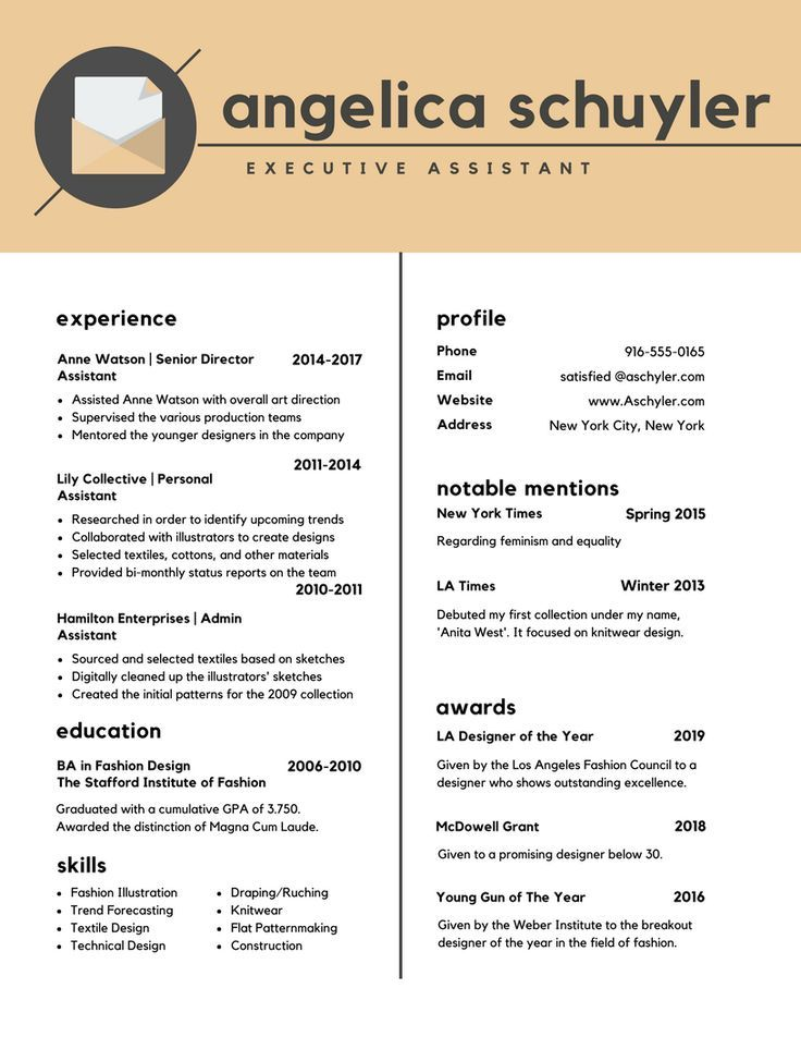 A Comprehensive List Of Free Sample Resumes And Resumes