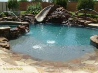 Beach Entry | Custom Swimming Pools, would love one of ...