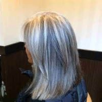 17 Best ideas about Frosted Hair on Pinterest | Dyed white ...