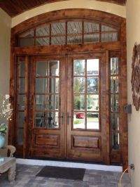 25+ best ideas about Entry doors with glass on Pinterest ...
