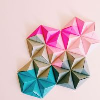 17 Best ideas about Origami Wall Art on Pinterest | Paper ...