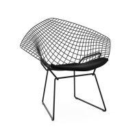 Bertoia Diamond Chair | Knoll | CHAIRS | Pinterest