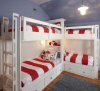 Best 25+ Corner bunk beds ideas on Pinterest | Bunk rooms ...