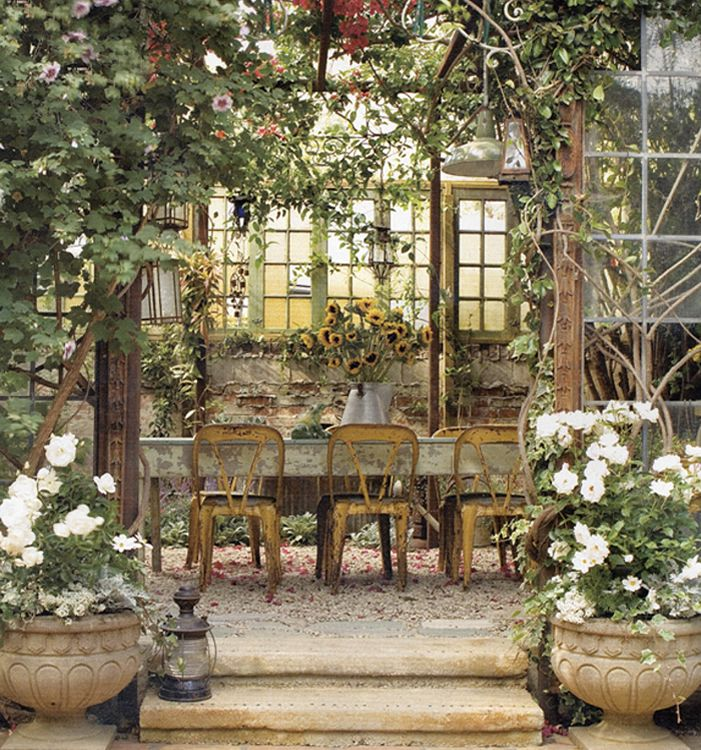134 Best Images About Garden Style On Pinterest Gardens