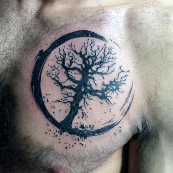 Small Cool Tattoos For Guys Chest Best Tattoo Ideas