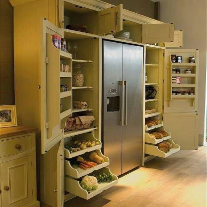 kitchen drawer organizer ikea cherry brook refrigerator/pantry wall cabinets. | for the home ...