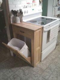 25+ best ideas about Kitchen trash cans on Pinterest