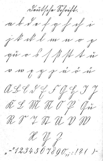 104 best images about Genealogy Handwriting on Pinterest