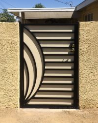 Best 25+ Modern gates ideas on Pinterest