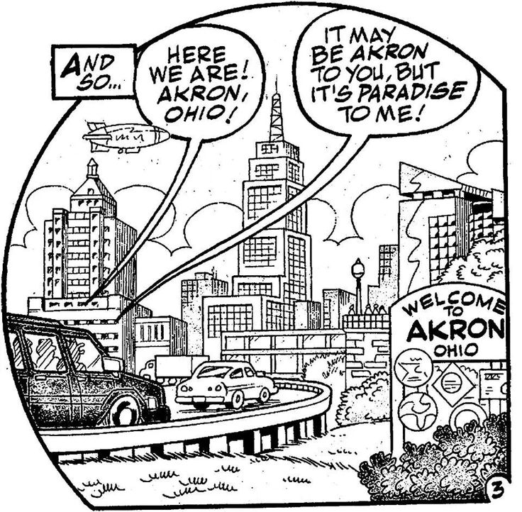 Akron Ohio News