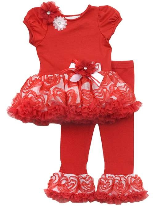 1000 Images About Valentines Day Baby And Girls Dresses