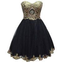 25+ best ideas about Gold Lace Dresses on Pinterest   Gold ...