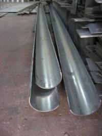 Stainless Steel Half Pipe | Stainless Steel | Pinterest ...