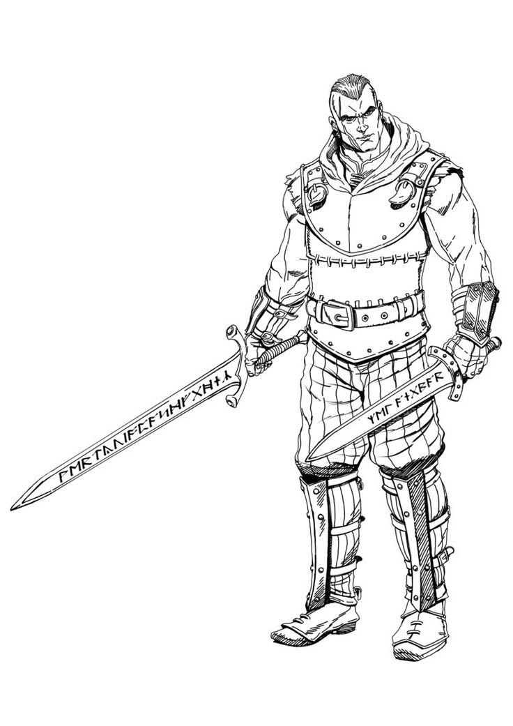 451 best images about Characters: Warriors on Pinterest
