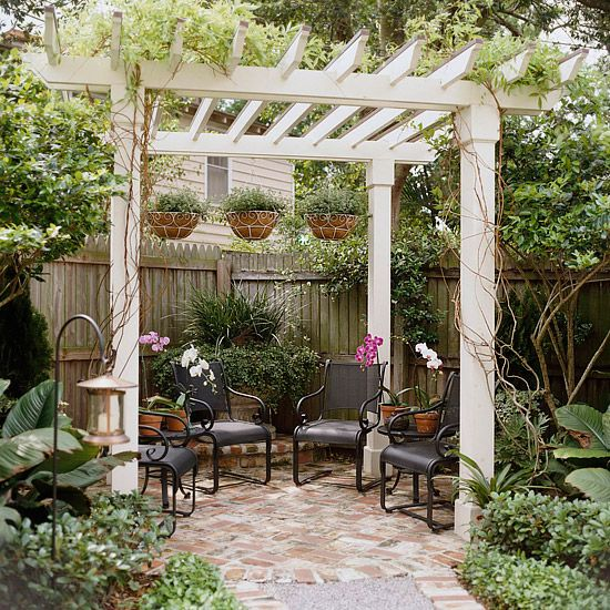 104 Best Images About Pergola Trellis And Arbor Ideas On
